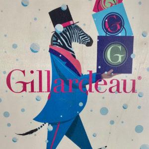 Affiche Gillardeau
